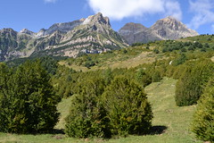 Paisaje pirenaico (Kamikaze GT) Tags: españa mountain landscape spain huesca paisaje montaña pirineos aragón lespagne piedrafitadejaca altogállego