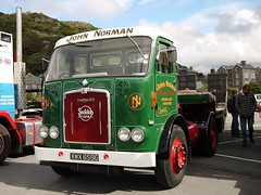 XWX 659G Seddon 32/4/6LXB John Norman (Ben Matthews1992) Tags: road old tractor classic 1969 wales truck vintage john wagon heart transport run historic norman lorry commercial vehicle welsh preserved preservation unit waggon barmouth haulage seddon 2013 3246 heartofwales lxb xwx659g 3246lxb
