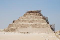Pyramid of Djoser (konde) Tags: pyramid ancientegypt djoser oldkingdom 3rddynasty