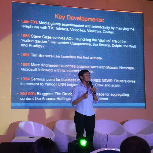 keynote by maria ressa, rappler.com ceo #GoaB