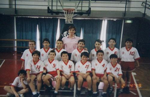 Collegno Basket 98-99 3