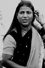 (Cliff Michaels) Tags: summer portrait food india face photoshop nikon tennessee indian august hindufestival lenoircity southasian loudoncounty d5000 pse9 loudoncountyportrait