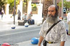Angry look (`ARroWCoLT) Tags: street beard bokeh istanbul photograhy sokak kadky sakal bahariye
