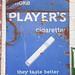 Players Cigarette Sign € 200