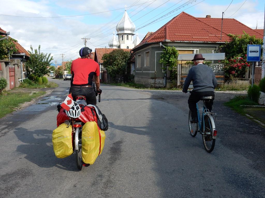 Cycling companion!