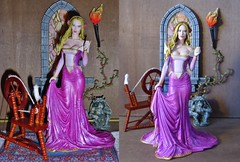 Princess Aurora Custom Action Figure (MaxxieJames) Tags: sleeping beauty rose toy doll princess action disney fairy fantasy aurora figure custom tale briar princesses