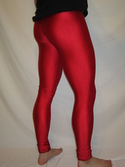 IMG_0063 (Jeffrey Scott - TightsGuy) Tags: yoga hiking running tights compression mens spandex menstights