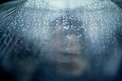 Greeted by the rain... (DoveVadar) Tags: japan 50mm tokyo sony f095 mitakon a7r
