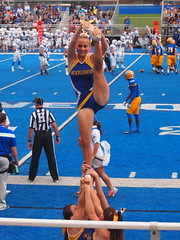 P9208897 (phinzfan72) Tags: new haven university cheer cheerleading unh universityofnewhaven