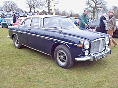 526 Rover 3.5 Coupe (1970) (robertknight16) Tags: rover british 1970s bmc