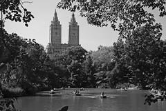 the san remo (BehindBlueEyes) Tags: nyc newyorkcity urban bw ny newyork centralpark manhattan sanremo