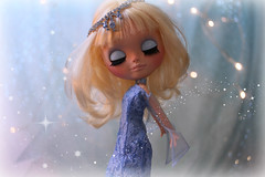 Blythe A Day ~ September 2014 ~ Day 6:  Frozen