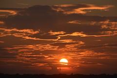 September 1st - 7:19 PM (Eddie C3) Tags: newyorkcity sundown bronx sunsets hudsonriver riverdale newjerseypalisades