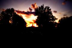 Another sunset, another autumn, another world, another life (Cristian Ştefănescu) Tags: autumn sunset fall sonnenuntergang dom herbst cologne köln september dämmerung photokina 2012 apus abendrot deutz amurg toamnă