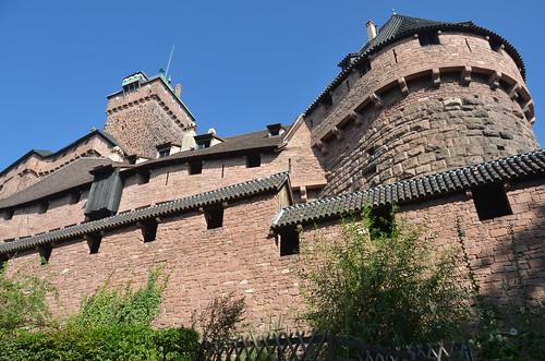 Le château du Haut-Koenigsbourg.36
