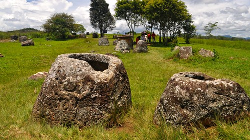 Plain of Jars site #1, Phonsavanh, Laos