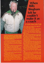 Northern Ireland vs Morocco - 1986 - Page 13 (The Sky Strikers) Tags: ireland mexico pipe morocco billy genius smoker manager northern 86 bingham
