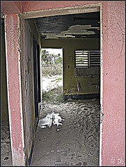 3219755230_171274ed60_o (gray.florie) Tags: abandoned beach mexico yucatan tulum caribbean allrightsreserved xpuha usewithoutpermissionisillegal 2009florencetomasulogray floriegrayfloriegrayflorencetomasulograytomasuloflorie junglefloriegraycom