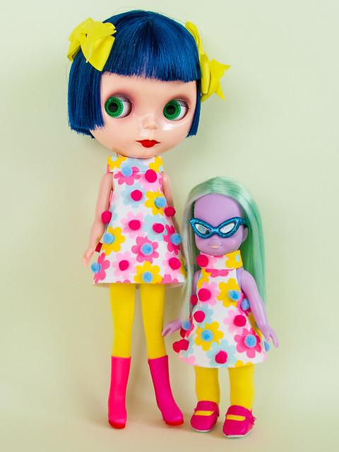 Pom Pom Crazy Duo!