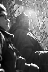 XE1-03-21-14-305 (a.cadore) Tags: nyc newyorkcity blackandwhite bw sign zeiss candid midtown fujifilm carlzeiss xe1 zeissbiogon35mmf2 biogont235 fujifilmxe1