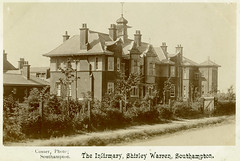 Infirmary, Shirley Warren, Southampton (robmcrorie) Tags: history hospital general union patient health national doctor nhs shirley service british warren nurse southampton healthcare infirmary workhouse incorporation