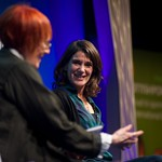 Esther Freud at The Edinburgh International Book Festival