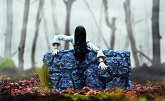 The Ring (RK*Pictures) Tags: girl child whitedress well death curse cursed cursedvideotape videotape blood pain nightmare forest fog trees creepy horror horrormovie littlegirl mentalinstitution scary suspense actionfigure fingernails bloodyfingernails bloody wet dirty ringu thering ring bandai diorama sadako shfiguarts mother father murder phonecall blackhair horses seven sevendays samara tvset screen television tv tape dress white black fury fear die woods night darkness