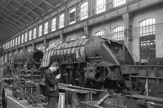 1961/06/04 - 07.  Doncaster Works.