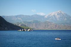 Mount Tathali (s_wh) Tags: cirali trkei lykien olympos baraka house turkey lycia chimera