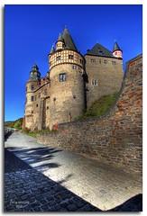 Schloss Brresheim (704390) Tags: schloss brresheim wald eifel ruine old deutschland denkmal fachwerk germany hdr herbst burg rheinland pfalz mitt