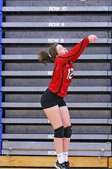 IMG_2952 (SJH Foto) Tags: girls volleyball high school mount olive mt team tween teen teenager varsity bump burst mode