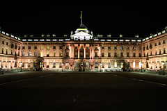 Somerset House, London, United Kingdom (topwh) Tags: somerset house somersethouse lonodn london ldn united kingdom unitedkingdom gb midnight night canon kings college kcl kingscollegelondon