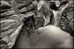 Waterfalls (piux2010) Tags: acqua rocce autunno bn cascata alpi valmalenco campomoro valtellina bw biancoenero