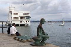 Santander. 2013. (Jose_Prez) Tags: santander color conversacion soledad acompaado amistad reencuentro testimonio confesiones barco mar
