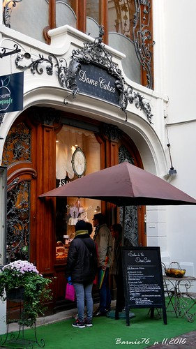 Dame Cakes , Salon thé ,Restaurant , Créperie