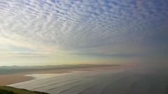 Misty Saunton Sands (late Breaks Devon) Tags: mackerel saunton sands misty morning october autumn north devon coast coastilne beach sand tide dunes sandunes late breaks