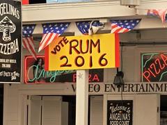 Mount Gay Dark svp (Bob (sideshow015)) Tags: rum keywest fantasyfest signs funnudrole party cruise port