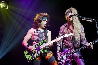 12.10.2016 // Steel Panther @ Ancienne Belgique // Shot by Daria Colaes