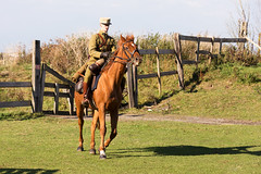 Fort_Seclin_2016_10_16_IMG_0557 (bypapah) Tags: papah fort fortification france nord seclin north 2016 reunion meeting militaire military reconstituionhistorique historicalreenactment