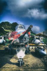 BAe Jaguar (nigdawphotography) Tags: baejaguar jaguar aircraft plane airplane aeroplane jet fighter manston kent