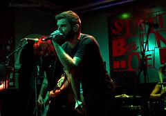 Idle Class (ShineyShadow) Tags: punkrock intervention idleclass kmpfsprt stattbahnhof schweinfurt live music concert photo