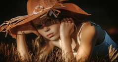 Soleil (limebluphotography) Tags: 500px model style fashion girl sun hat nikonimage canonimage worldshoot earthofficial portraitpage portrait limeblu color natur fineartphotography naturelovers portraitmood fineart beauty natural topshot travel earth