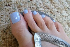 OPI - To Be Continued (toepaintguy) Tags: male guy men man masculine boy nail nails fingernail fingernails toenail toenails toe foot feet pedi pedicure sandal sandals polish lacquer gloss glossy shine shiny sexy fun daring allure gorgeous blue periwinkle opi continued