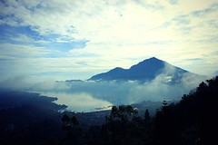 Lake (richardha101) Tags: bali indonesia asia travel wanderlust mountain lake sky clouds sun nature outdoor