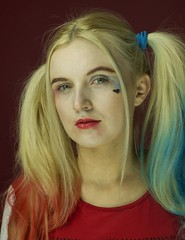 Harley Quinn 5 (Mount Fuji Man) Tags: 6t courtyardstudio sot stokeontrent harleyquinn suicidesquad