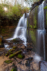 Bad Branch Falls (John Cothron) Tags: 15mm 35mmformat 5dmarkii 5d2 5dii 5dmkii americansouth badbranch badbranchfalls cpl canoneos5dmkii carlzeiss chattahoocheeoconeenationalforest cothronphotography distagon1528ze dixie georgia johncothron lakeseed lakemont nacoocheelake rabuncounty southatlanticstates southernregion thesouth us usa unitedstatesofamerica zeissdistagont2815mmze circularpolarizingfilter clearsky clearweather creek digital environment falling flowing forest freshwater lake landscape longexposure morninglight moss nature outdoor protected reservoir river rock scenic spring stream sunstar sunburst sunny water waterfall img13651160402 ©johncothron