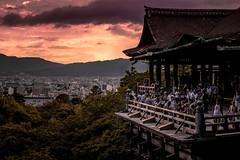 -Tasogare (&) Tags: japan tokyo travel trip tasogare city outdoor urban temple