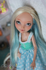 IMG_1791 (Cleo6666) Tags: everafterhigh ever after high mattel darling charming ooak repaint custom doll