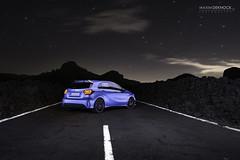 Mercedes A45 AMG Edition 1 (Vroompix) Tags: mercedes a45 45 amg edition 1 lightpainted lightpainting tenerife caadas del teide