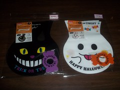 Daiso treat bags (Amane-chan) Tags: halloween daiso daisousa usa usadaiso japan japanese halloween2016 halloweenhaul haul halloweendaiso treat bags decotape deco tape texas texasdaiso daisotexas